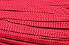 Шнур плоский 15мм (100м) красный