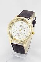 Мужские наручные часы Omega + (3 цвета)