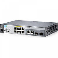 Коммутатор управляемый 2-го уровня HP 2530-8