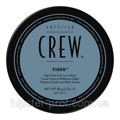 Паста для волос сильной фиксации American Crew Fiber 85 g