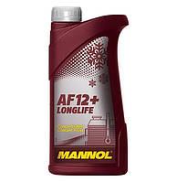 Концентрат Mannol Antifreeze Longlife AF-12 красный 1л