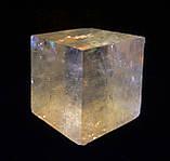 Ісландський шпат, оптичний кальцит, кубічний шпат., фото 4