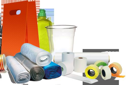 Укрывные и упаковочные материалы