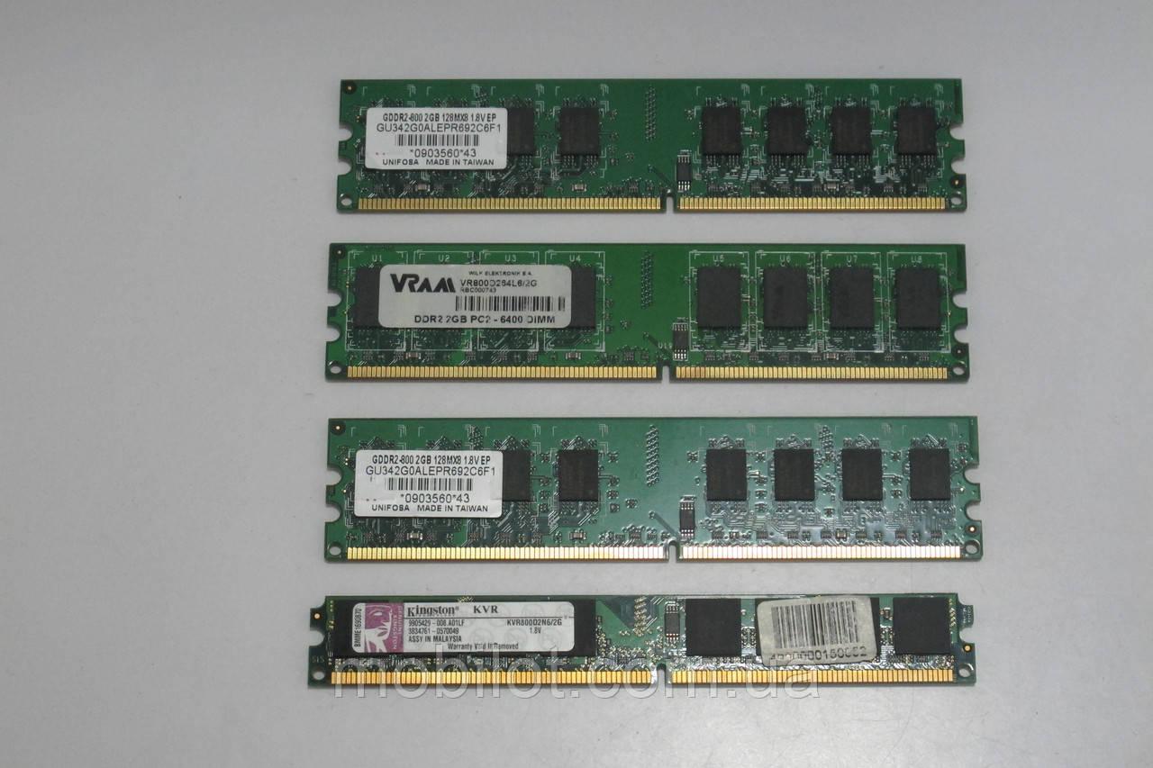 Оперативная память DDR2 2GB (NZ-3701)