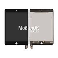 Дисплей для Apple iPad Mini 4 черный, с тачскрином, High Copy
