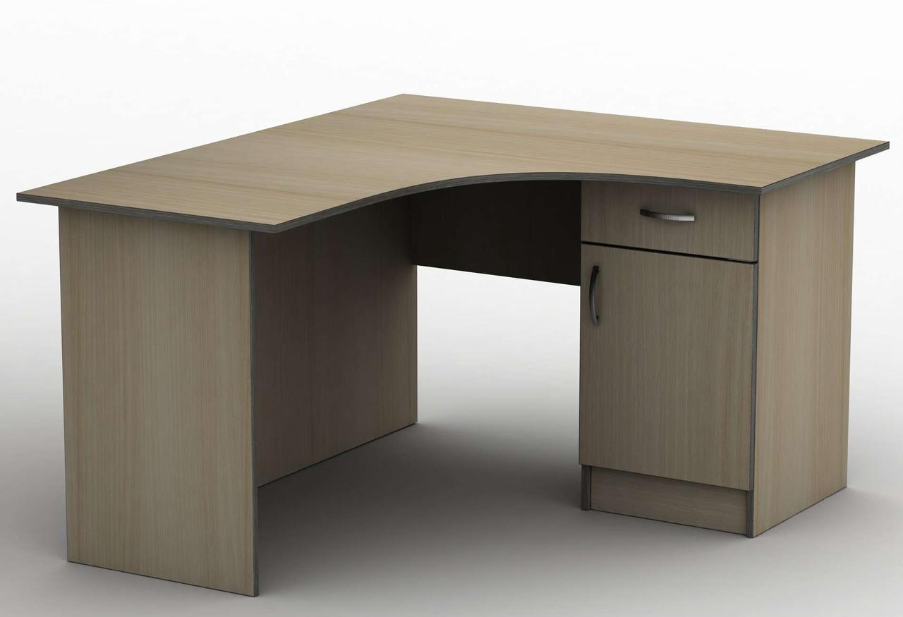 Письмовий стіл СПУ-3\2 (1400*1200) Тіса меблі