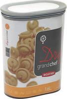 Емкость для сыпучих продуктов с крышкой 1,6 л CHEF@HOME GRAND CHEF Curver 164795