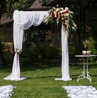 Стол свадебный СР-02 раскладной белый