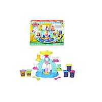 Набор пластилина Play-Doh Фабрика мороженого Hasbro  B0306EU6