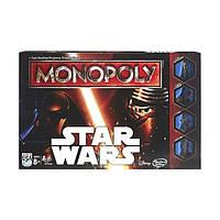 Настольная игра Монополия Звездные войны Hasbro B0324121