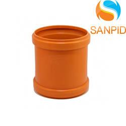 Муфта для наружной канализации Wavin 110
