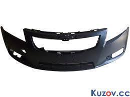 Передний бампер Chevrolet Cruze 09-12 черный (FPS) FP 1711 900 96981088
