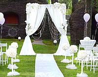 Арка свадебная Прямоугольная (разборная)