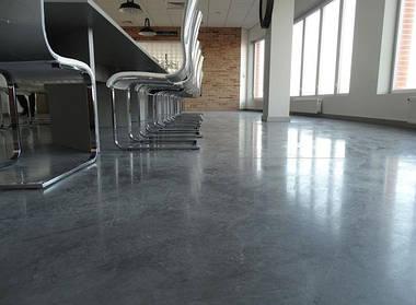 Особенности устройства бетонного пола(в деталях)