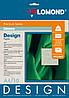Односторонняя матовая дизайнерская фотобумага Лён, A4, 230 г/м2, 10 листов