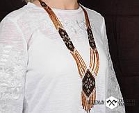 Женские герданы, герданы из бисера,  украшение из бисера, фото 1