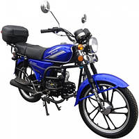 Мотоцикл SP110С-2 Альфа (4т., 110 см3, задний багажник, подножка)