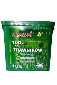 Добриво Agrecol 100 днів для газону 10 кг