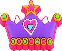 Ручка-кнопка мебельная Coroana 22 x 50 x 42 (Розовый)