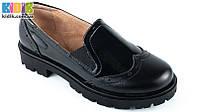 Школьные туфли для девочки Eleven Shoes 190026 39