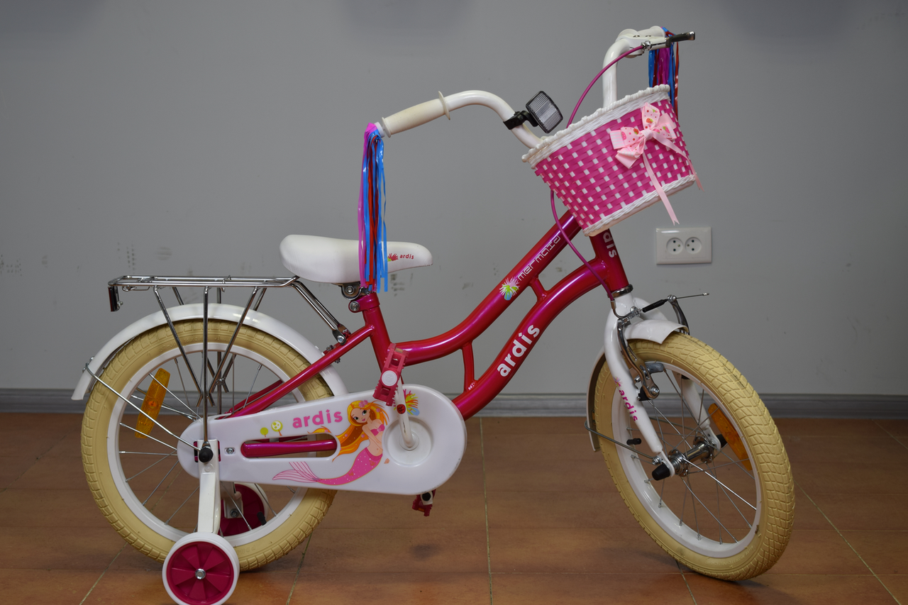 "Детский велосипед 16"" Ardis Marmaid"