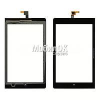 Сенсорный экран для Lenovo B6000 Yoga Tablet 8 черный