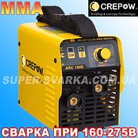 Сварочный инвертор CrepoW ARC-160 E, фото 1