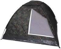 Палатка трёхместная MFH Monodom Woodland 32103T