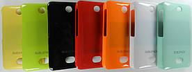 Чехол пластиковый на Nokia Asha 501 Bubble Pack
