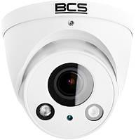 Купольная камера металлическая HD-CVI с ИК подсветкой BCS-DMHC2401IR-M