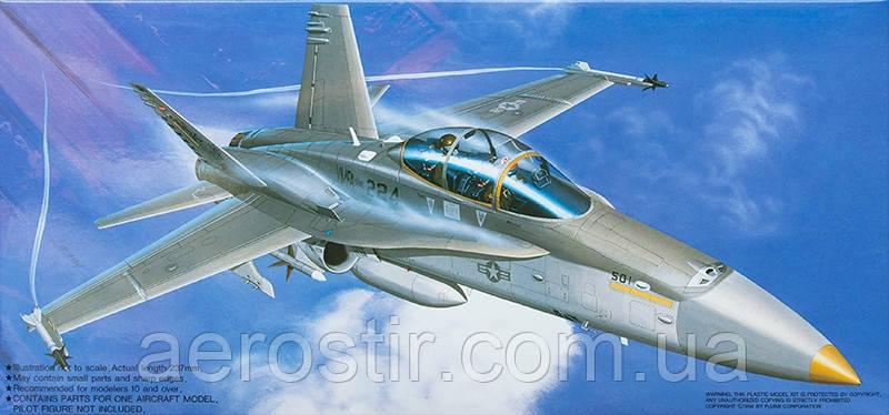 F/A-18D HORNET 'BENGALS' 1/72 FUJIMI F6