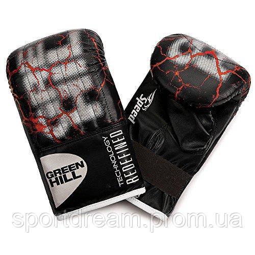 Снарядные перчатки Green Hill Speed - Интернет магазин «Sport2u» в Днепре