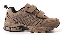 Кросівки шкіряні ТМ Bona модель 33155 р. 31 - 19,5 см устілка, фото 1