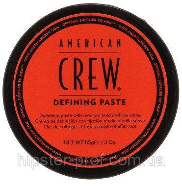 Моделирующая паста для волос American Crew Defining Paste