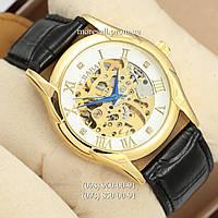 Часы Слава Gold/White