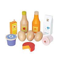Игровой набор Молочные продукты Hape (E3108)
