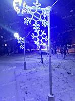 """УКРАШЕНИЕ К НОВОМУ ГОДУ. НК """"СФЕРА"""", Г.ДНЕПР (2016 Г) 3"""