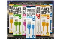 Кабель IPHONE 5 1м REMAX (Safe+DATA-Cable)!Акция