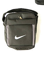 Чоловіча сумка через плече Nike, чоловічі сумки Найк, молодіжна сумка через плече, сумка для документів репліка