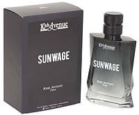 Мужская туалетная вода 10 av. Sunwage M 100 ml