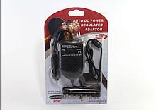 Адаптер 80W Note book car charge (СКЛАД-10шт)