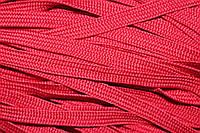 Тесьма ПЭ 10мм (100м) красная , фото 1