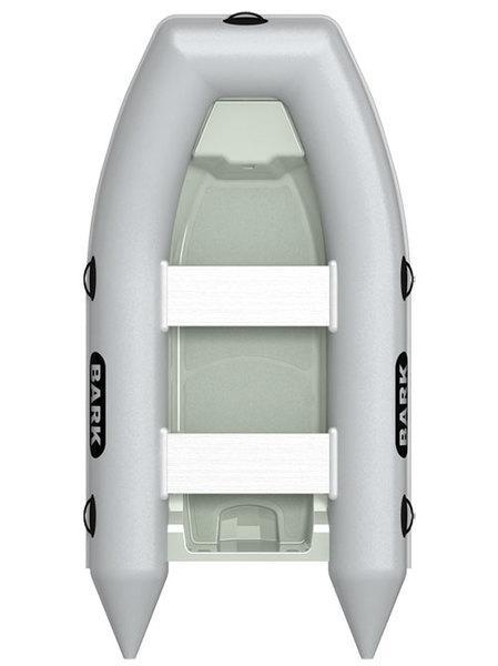 Надувний човен Барк Rb-370 тримісна