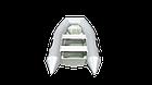 Надувний човен Барк Rb-370 тримісна, фото 5