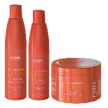 Серия поддержка и защита цвета для окрашенных волос ESTEL Curex Color Save