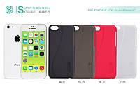 Чехол Nillkin для Apple iPhone 5C 4 цвета  (+пленка)