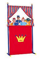 Кукольный театр с ширмой 135 см, 4 героя Simba 4586783