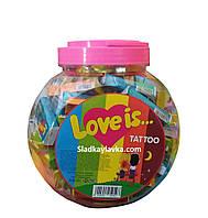Жевательная конфета Мини Love is 100 шт (Tayas)