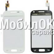 Сенсорный экран для Samsung I8160 Galaxy Ace II белый