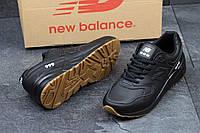 Кроссовки New Balance 999 черные кожа